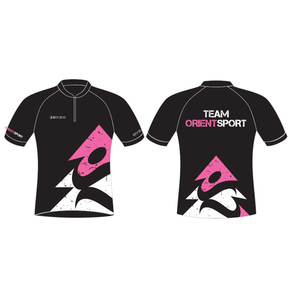 Maillot Team Orientsport - Pink